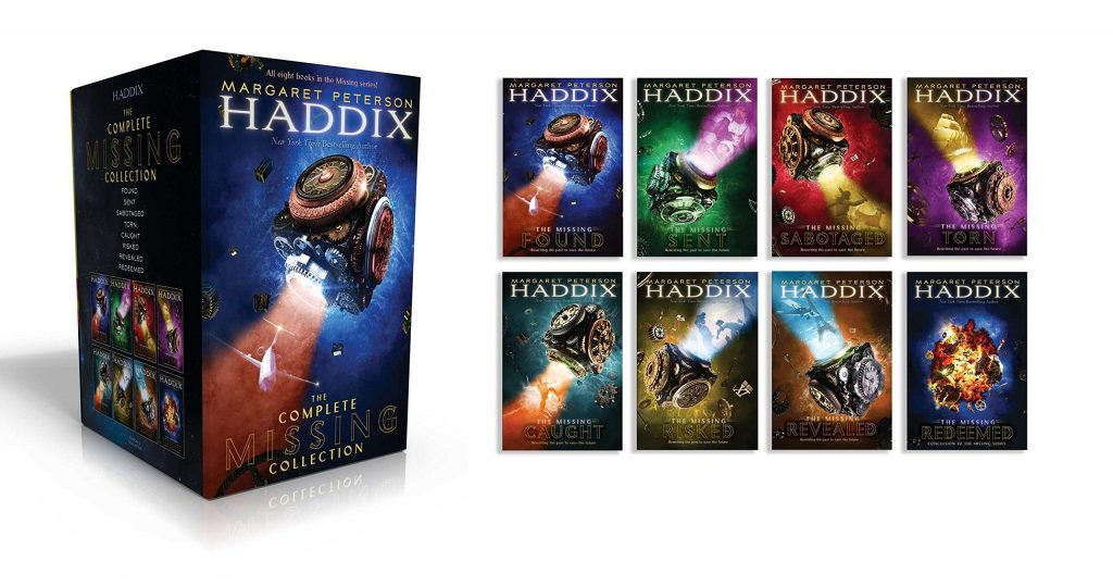 Time Travel Books For Teens