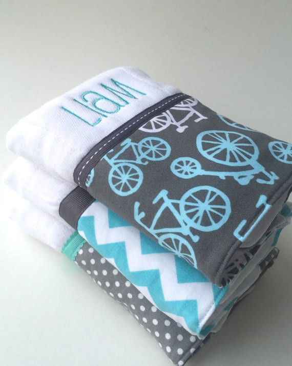 personalized-burp-cloths