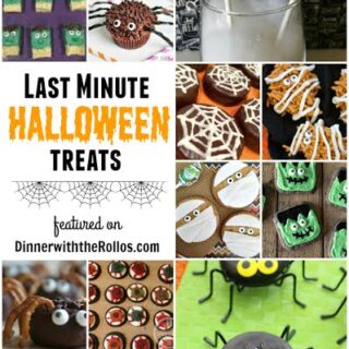 The Tastiest Halloween Treats