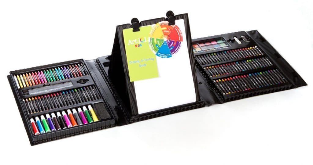 trifold-easel-set