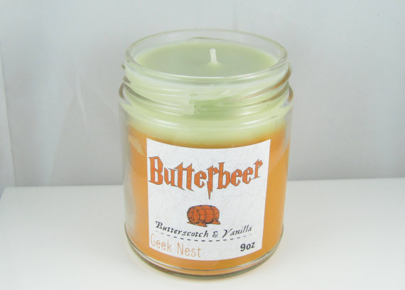 butterbeer-candle