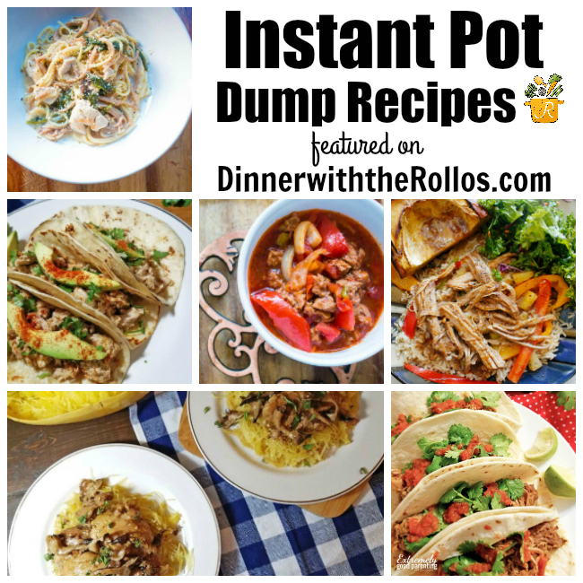 Instant pot dump recipes dinner with the rollos forumfinder Choice Image