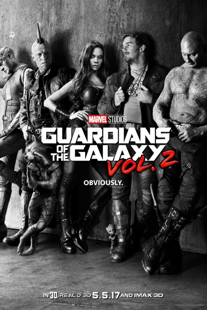 Guardians of the Galaxy Vol.2 Inteview (& sweepstakes)