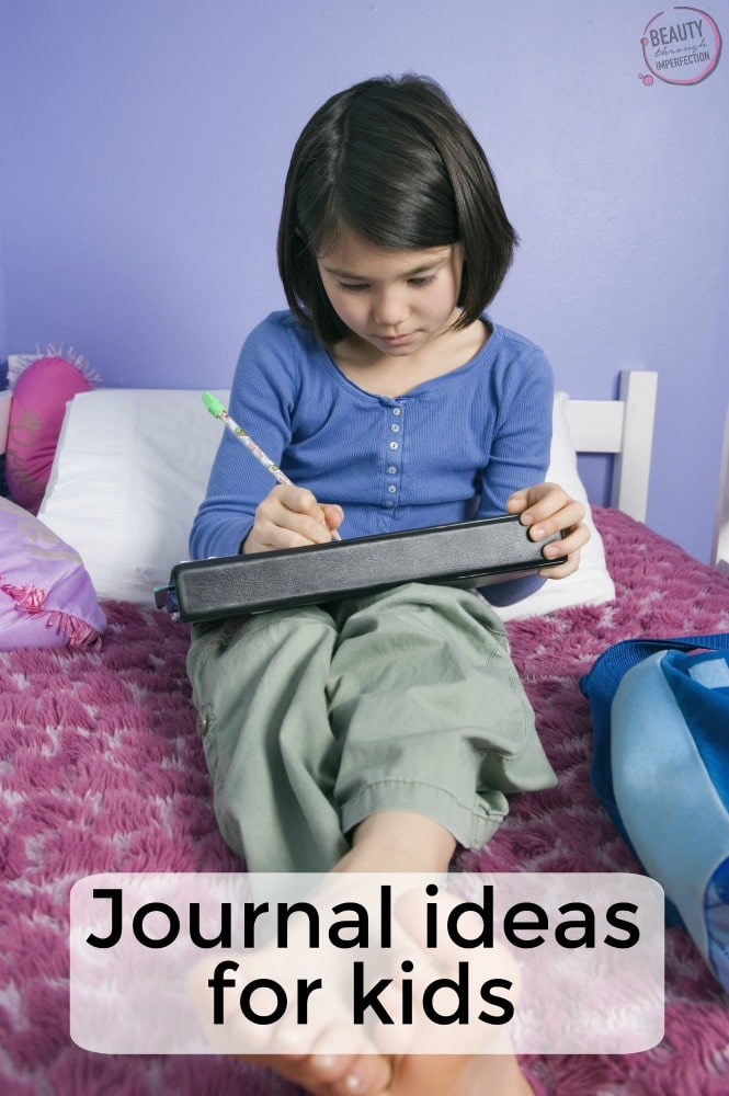 Journal for Kids (16 options to help you connect)
