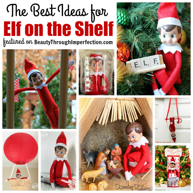 The best elf ideas for your elf on the shelf