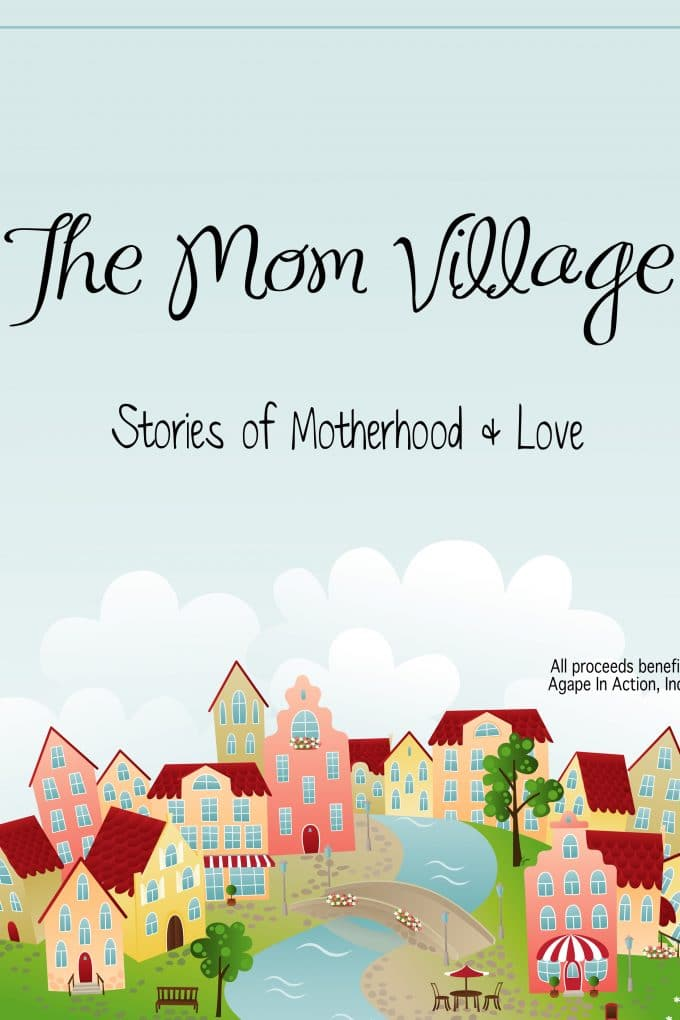 The Mom Village Book – Now Available