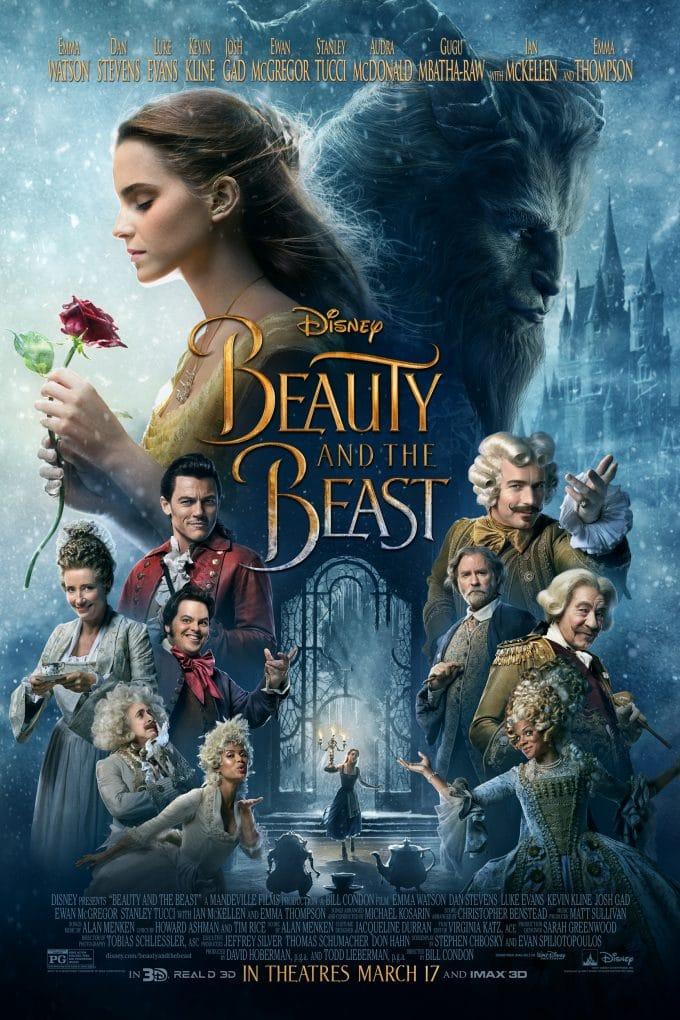 "the Newest Beauty & The Beast Trailer (Emma Watson singing ""Belle"")"