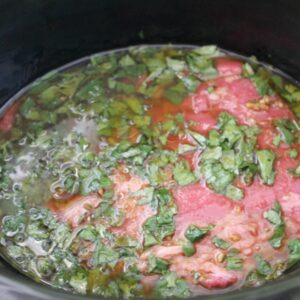 Crock Pot Carne Asada