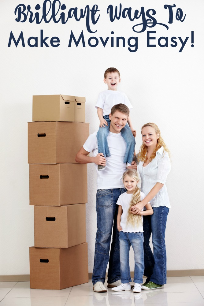 Preparing for a temporary move with your family