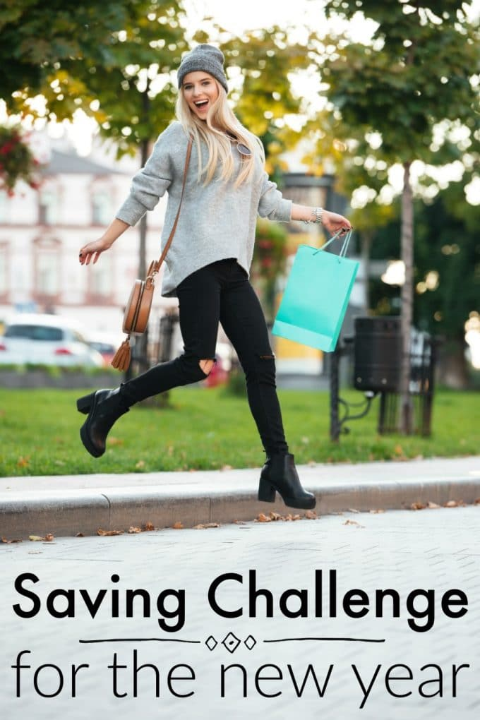 5 New Year Saving Challenges