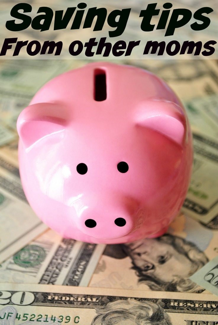Best savings tips and ideas from other parents