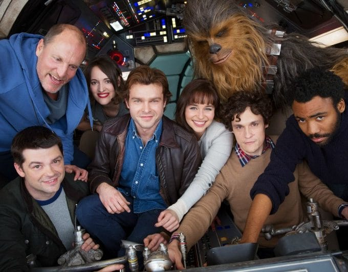 Han Solo Story Coming in 2018