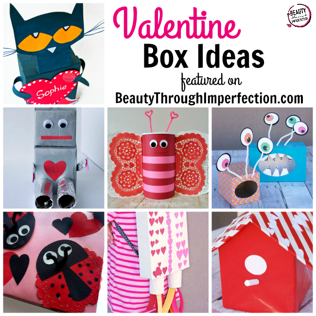 15+ Valentine Boxes for class