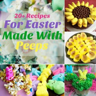 Tasty recipes using peeps