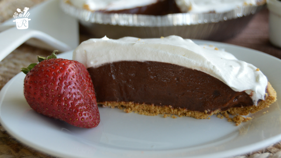 Chocolate Pudding Pie Dessert