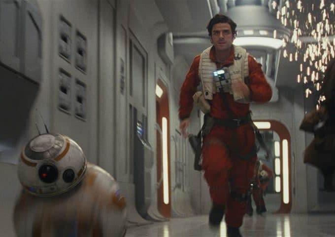Star Wars the Last Jedi NEW Teaser & Stills
