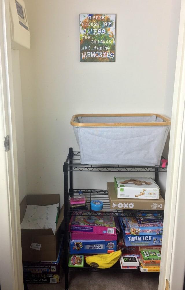 How to get hidden clutter under control
