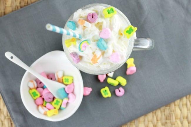 Lucky Charms Milkshake