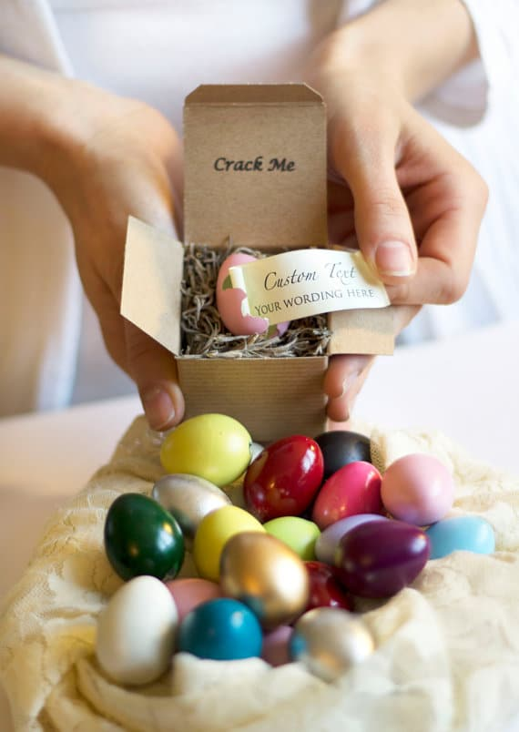 Cute pregnancy announcements ideas beauty through imperfection announce your pregnancy with these cute message eggs you can create custom messages for friends and family members you could go from simply saying im negle Image collections
