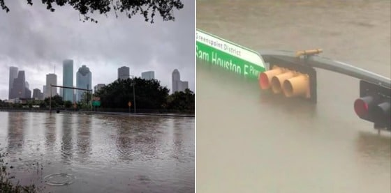 To the moms holding it together for their kids during hurricane Harvey