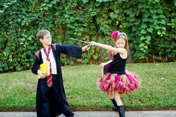 Harry Potter Inspired Halloween Costume Ideas