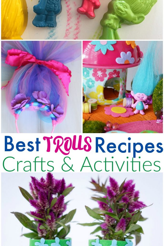 Fun ways to celebrate Trolls Holiday
