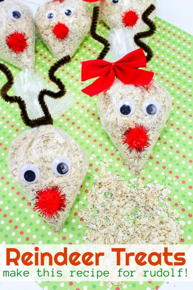 Reindeer food recipe