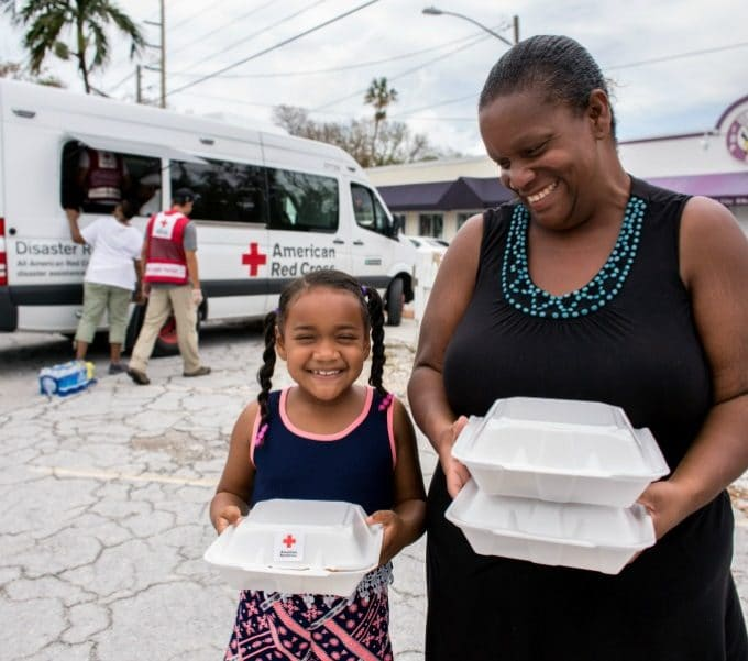 The Red Cross Giving Day