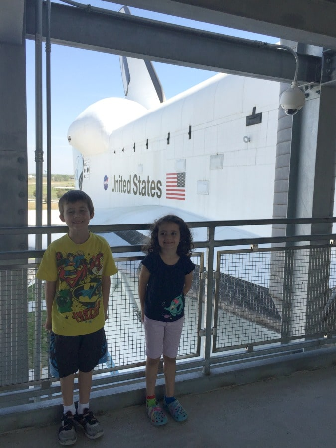 Visit Space Center Houston