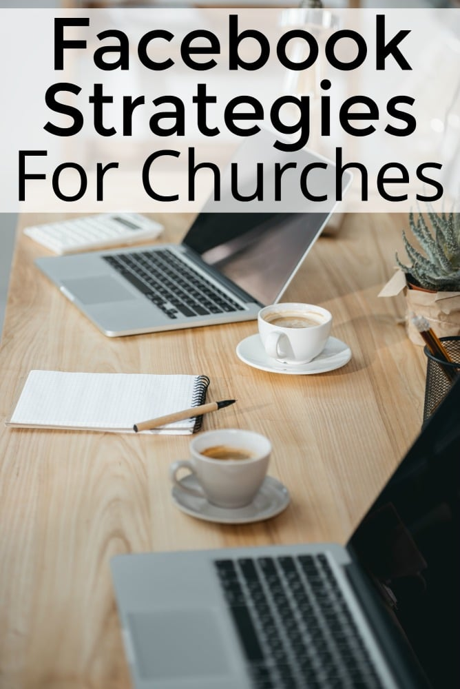 Facebook strategies for churches