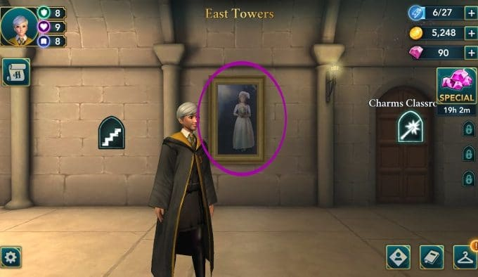 How to get more energy in the Harry Potter Mystery Game for free