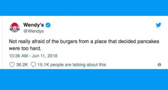 The best responses to the ihob change