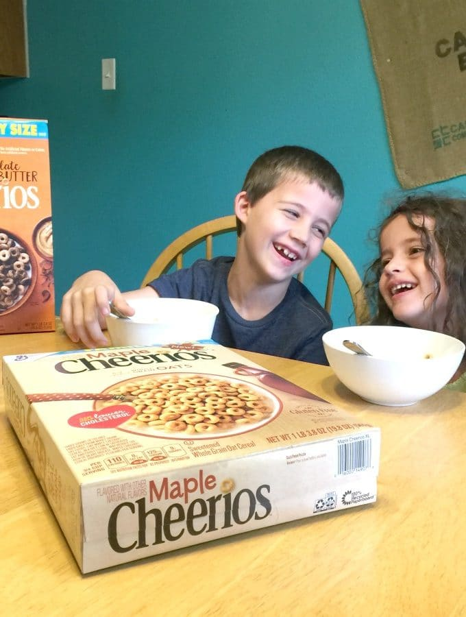 The Family Size Morning Routine That Doesn't Require A Checklist