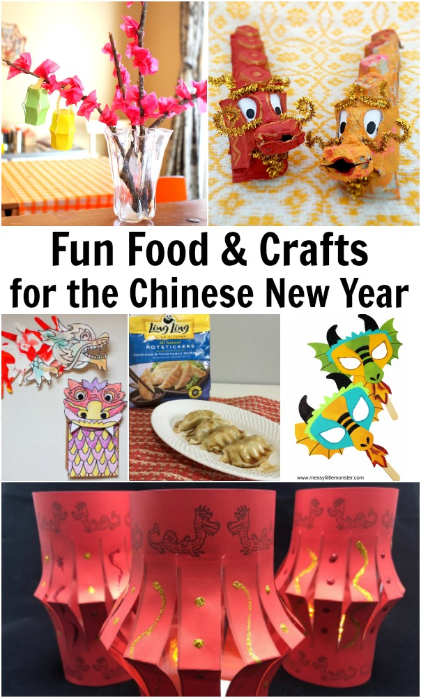 Fun ways to celebrate the Chinese New Year as a family