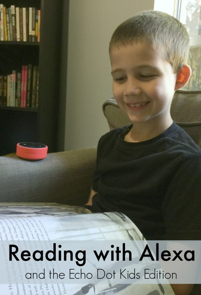 Books & Literacy for Kids with Amazon FreeTime (& a GIVEAWAY)